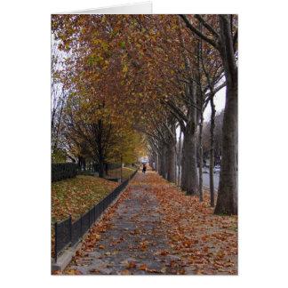 Cartão Quai d'Orsay