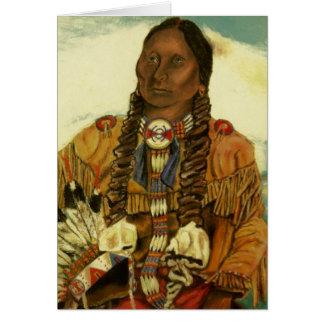 Cartão Quanah Parker