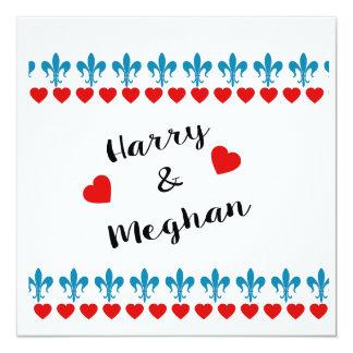 Cartão Quando Harry encontrou Meghan