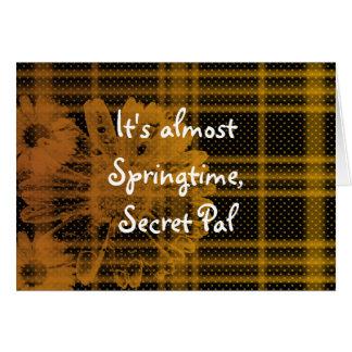 Cartão Quase primavera