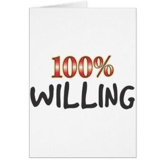 Cartão Querendo 100 por cento