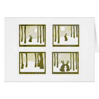Cartão rabbitmoon