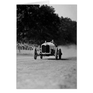 Cartão Raça justa de Rockville auto 8-25-1923