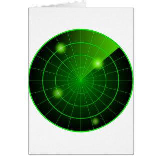 Cartão Radar