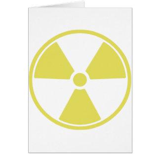 Cartão Radioativo