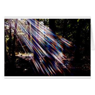Cartão Raios de Sun