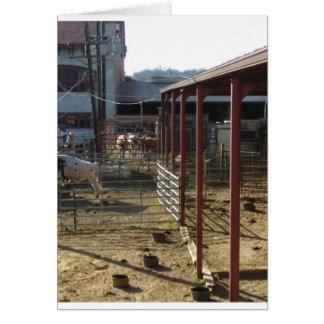 Cartão Rancho