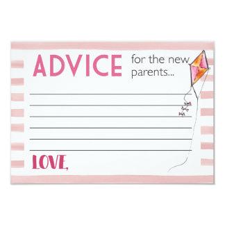 Cartão Recomende para pais novos
