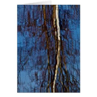 Cartão Recordando Monet