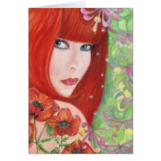 Cartão Redhead
