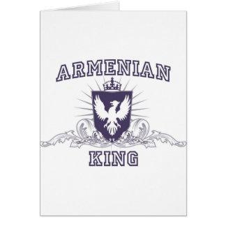 Cartão Rei arménio