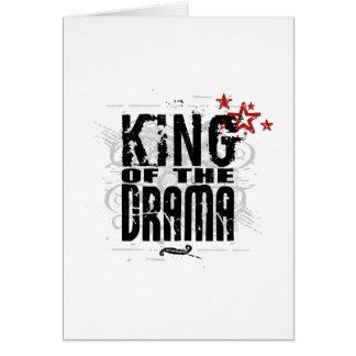 Cartão Rei do drama