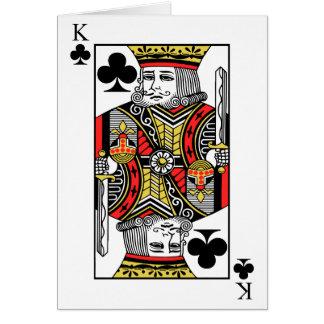 Cartão Rei dos clubes