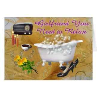 Cartão Relax- personaliza