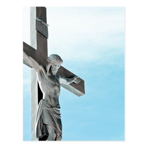 cartão religioso cartao postal