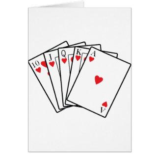 Cartão Resplendor real