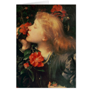Cartão Retrato da dama Ellen Terry c.1864