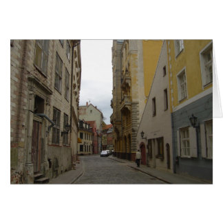 Cartão Riga Latvia