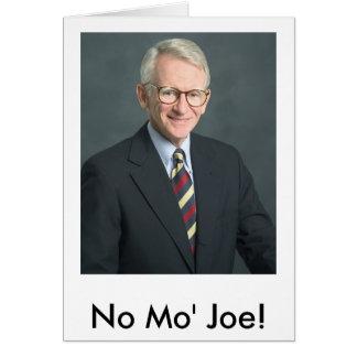 Cartão riley_joe, nenhum Mo Joe!