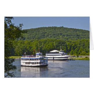 Cartão Riverboat Notecard