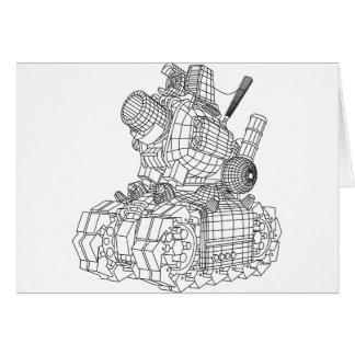 Cartão robot-2