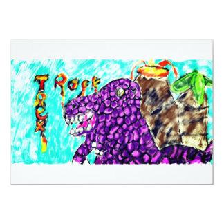 Cartão Rocha de Trex