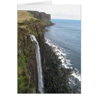 Cartão Rocha do Kilt