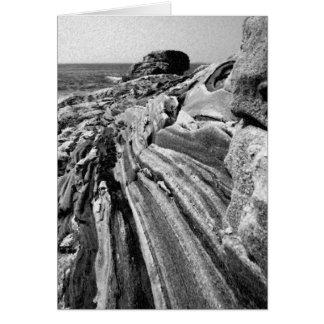 Cartão Rochas de Pemaquid