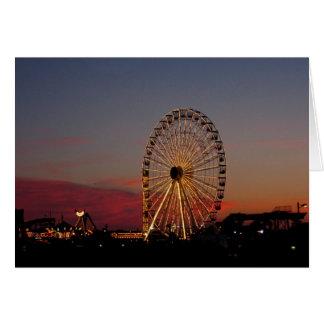 Cartão Roda de Ferris, OCNJ