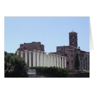 Cartão Roma Italia 2007