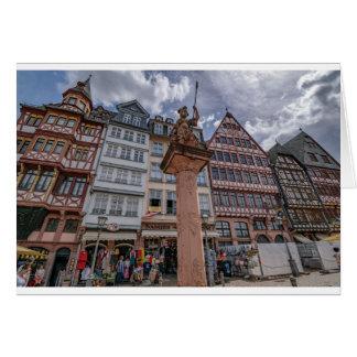 Cartão Romer Francoforte