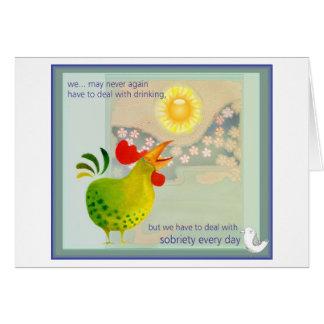 Cartão roostyer