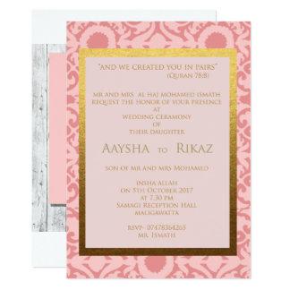 Cartão Rosa da pérola