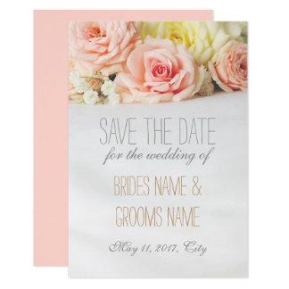 Cartão Rosas bonitos