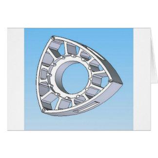 Cartão Rotor de Wankel