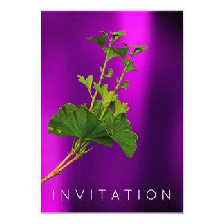 Cartão Roxo orgânico das hortaliças do comensal do