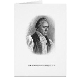 Cartão Rt. Rev. Lewis Sillman Ives