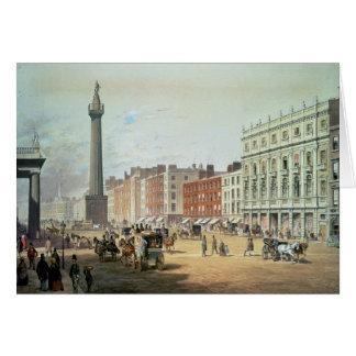 Cartão Rua de Sackville, Dublin