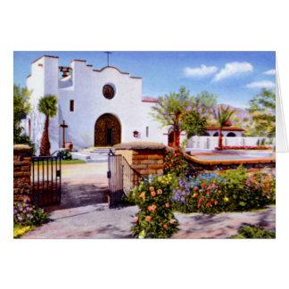 Cartão Rua Philips da arizona de Tucson na missão das