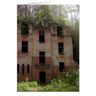 Cartão Ruína do hospital de Beelitz, Alpenhaus 2,2