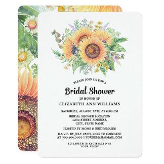 Cartão Rústico, chá de panela do girassol do país
