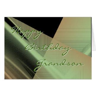Cartão Sábio-Preto do neto - personalize toda a ocasião