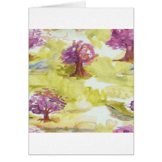 Cartão sakura