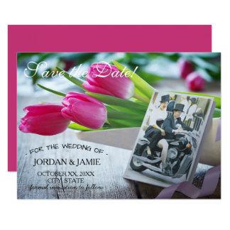 Cartão Salvar a data 2