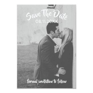 Cartão Salvar a data - casamento