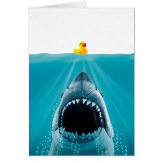 Cartão Salvar Ducky