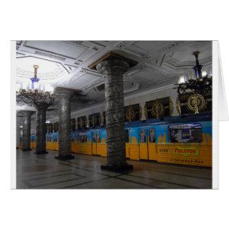Cartão Sankt Petersburgo 92
