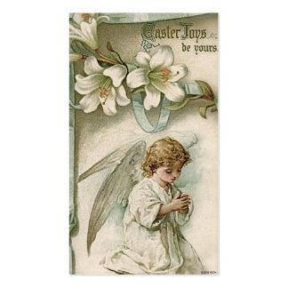 Cartão santamente: Alegrias da páscoa Cartão De Visita