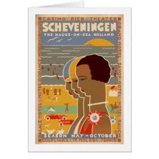 Cartão Scheveningen