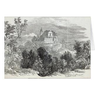 Cartão Schloss Kalenberg